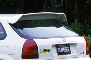 JUN AUTO REAR SPOILER  For HONDA CIVIC EK4/EK9 - 8004W-H001