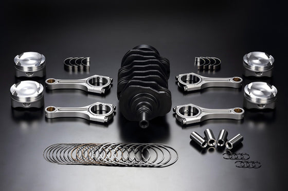 TODA RACING Increased Capacity 2300 KIT (Low Comp)  For TOYOTA 86 SUBARU BRZ  13001-FA2-TR0-I