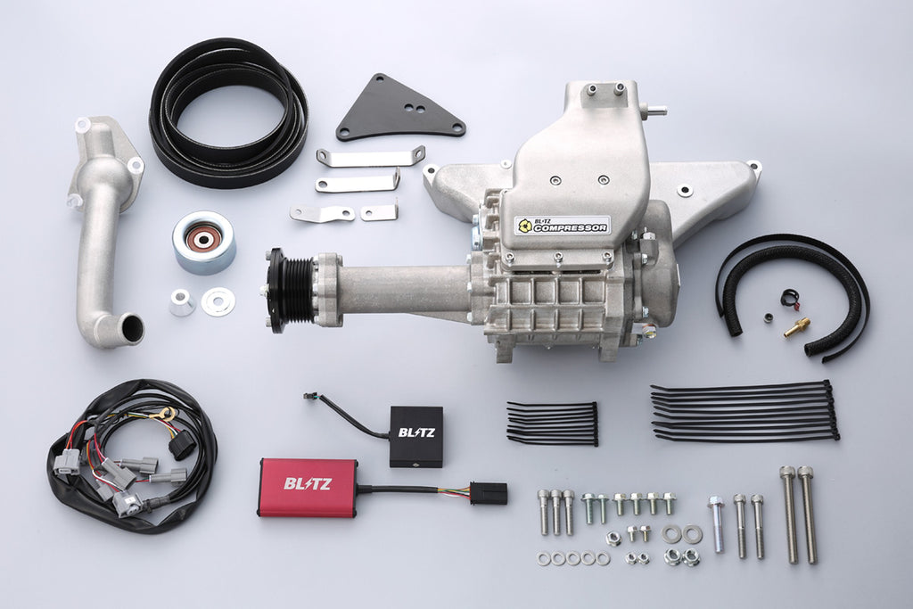 BLITZ Supercharger Kit  For TOYOTA HIACE TRH200V TRH200K 1TR-FE 10191