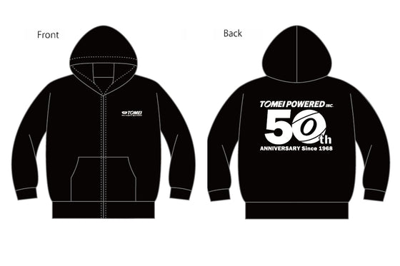 TOMEI 50th Hooded Parker 2XL  WEAR 795095
