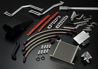 HKS DCT COOLER KIT  For NISSAN GT-R R35 VR38DETT 27002-AN002