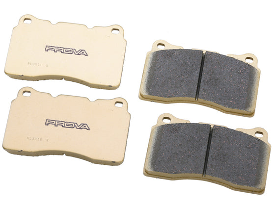 PROVA FRONT SPORT BRAKE PADS SET  For SUBARU FORESTER SG  60060PM0101