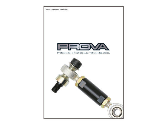 PROVA  CATALOG  For Multiple Fitting   PROVA-CATALOG