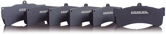 DIXCEL BRAKE PADS TYPE R53C FOR RACING CALIPER BREMBO 9256164-R53C