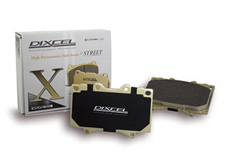 DIXCEL BRAKE PAD TYPE X REAR 1153021-X [Compatibility List in Desc.]
