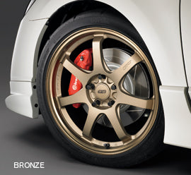 MUGEN Aluminum Wheel GP BRONZE  For CIVIC TYPE R FD2 42700-XXA -875B-60