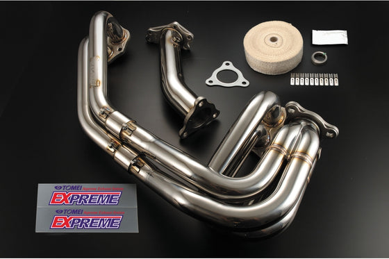 TOMEI EXPREME EX MANIFOLD Unequal-Length  For IMPREZA EJ 193082