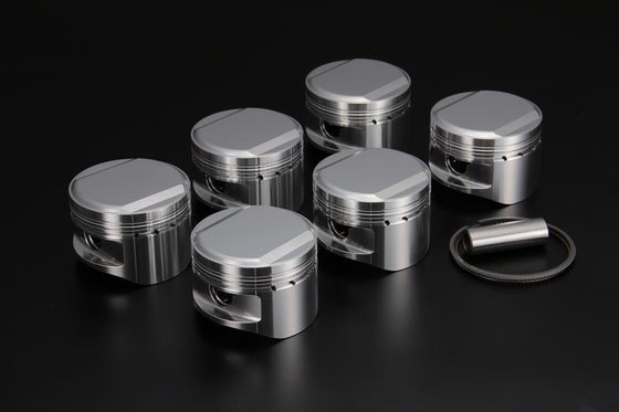 TOMEI FORGED PISTON KIT 87.0mm  For NISSAN RB26 1121870111