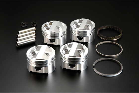 TOMEI FORGED PISTON KIT 81.5mm  For TOYOTA 4AG 1163815012