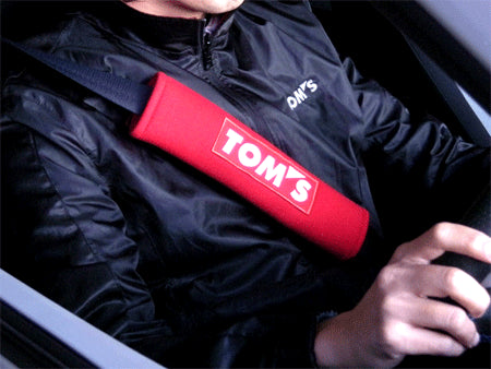TOMS SHOULDER PAD · BLACK FOR MULTIPLE FITTING   73170-TS013