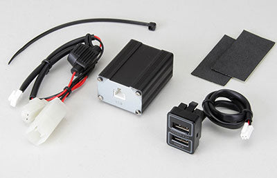 TOMS HIGH PERFORMANCE USB FOR TOYOTA CAMRY ACV4   55539-TS001