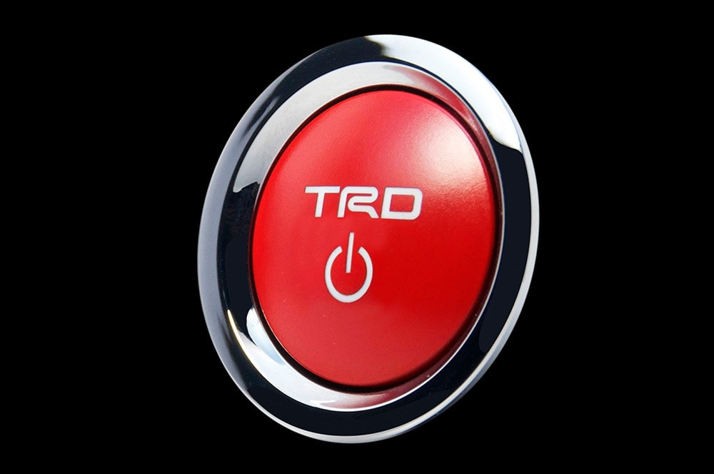 TRD Push Start Switch  For TOYOTA CAMRY 7# 7# MS422-00004