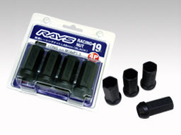 RAYS 19HEX (M14x1.5) L48 Racing Nut Set (long type)