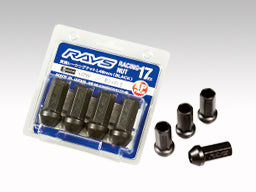 RAYS 17HEX L48 Racing Nut Set (long type)