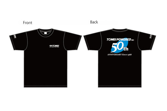 TOMEI 50th T-shurts 4XL  WEAR 795076