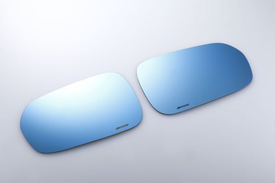 SPOON BLUE WIDE DOOR MIRROR For HONDA INTEGRA DC5 76203-DC5-030