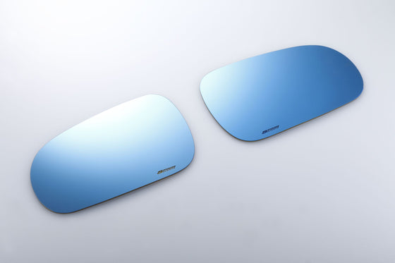 SPOON BLUE WIDE DOOR MIRROR For HONDA CIVIC INTEGRA EK4 EK9 DC2 DB8 76203-EK9-030