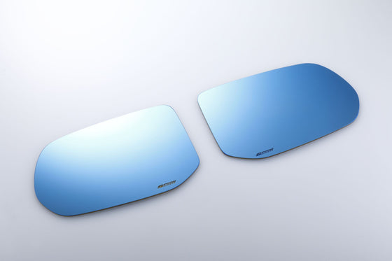 SPOON BLUE WIDE DOOR MIRROR   For HONDA CIVIC FD2 76203-FD2-030