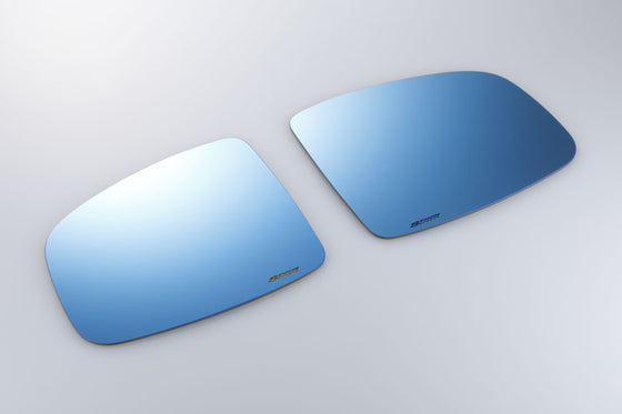 SPOON BLUE WIDE DOOR MIRROR For HONDA FIT GK3 GK4 GP6 GK5 GP5 GK6 76203-GK5-030