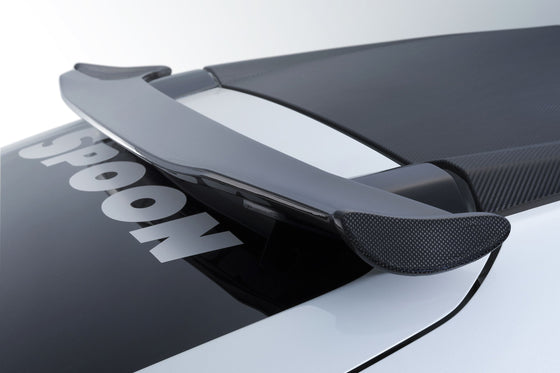 SPOON ROOF SPOILER CARBON   For HONDA CIVIC FK7 68800-FK7-020