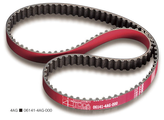 TODA RACING High Power Timing Belt  For TOYOTA AE86 AW11 AE92 AE92(later model) AE101 4AG 06141-4AG-000