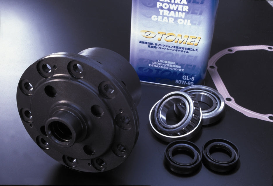 TOMEI T-TRAX ADVANCE LSD  For Laurel GC34 RB25DE 562021