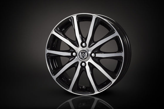 TRD 15 INCHES WHEELS WEDS RIZLEY ZM x1  For TOYOTA AQUA 1#  MS213-00112