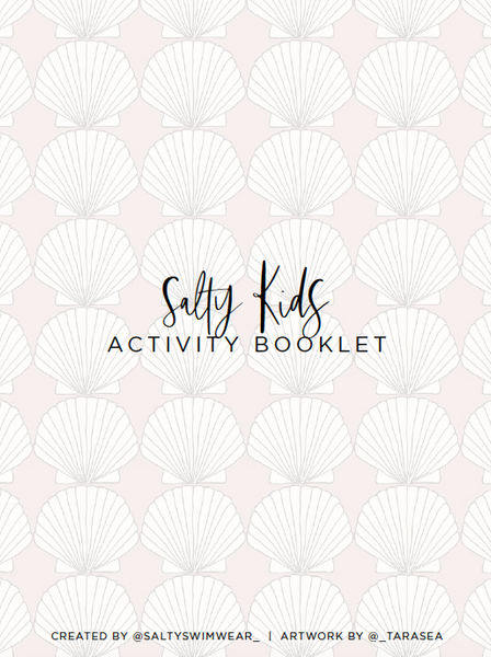 SALTY ACTIVITY BOOKLET