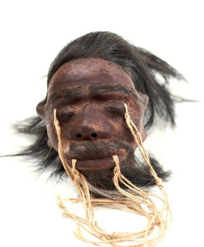 "The Shrunken Head (""Tzantza"")"