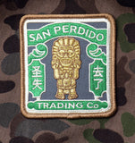 "The San Perdido ""Cursed Idol"" Patch"