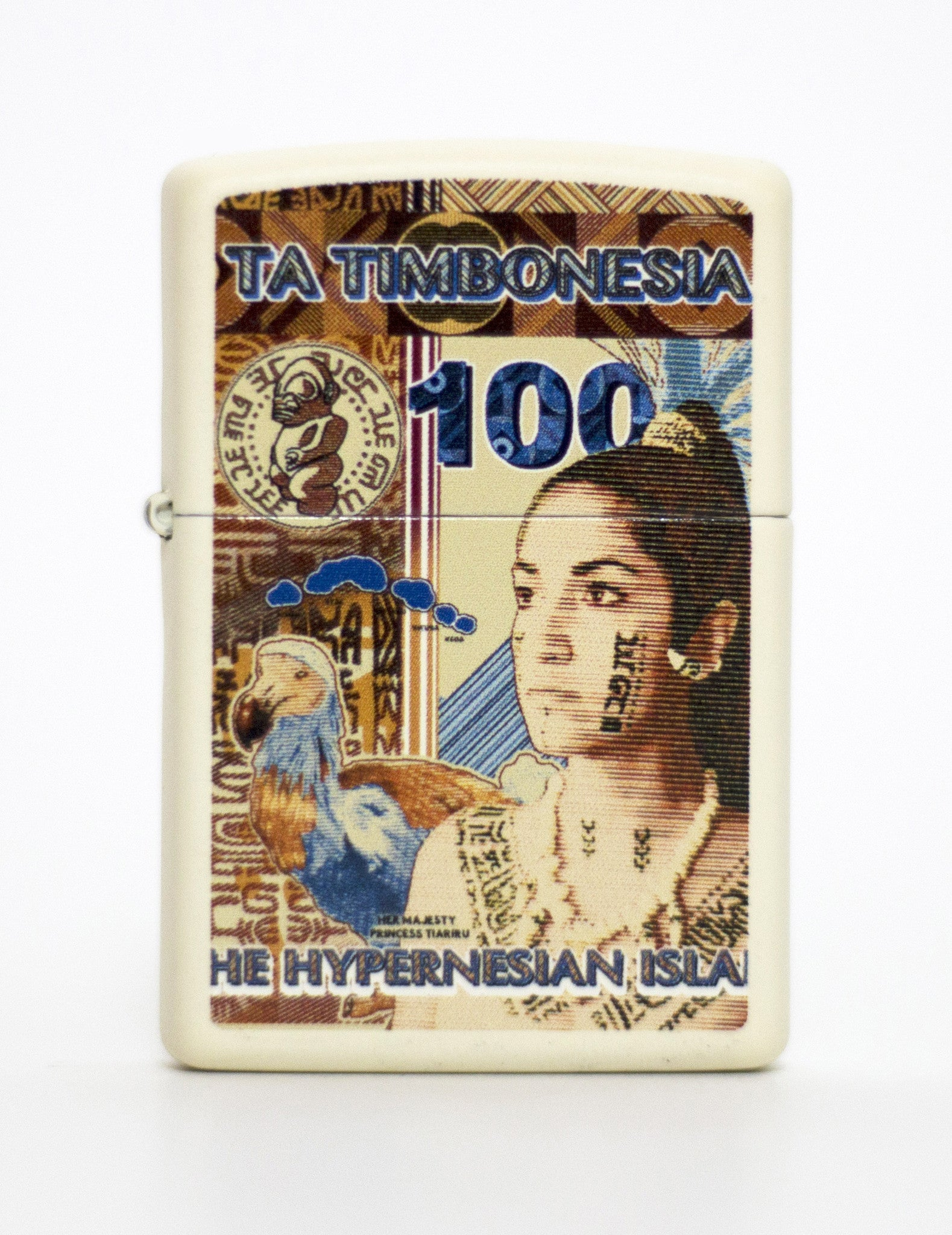 The Hypernesia R100 Banknote Zippo Lighter