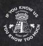 "The Secret Army ""Know Too Much"" Tee"