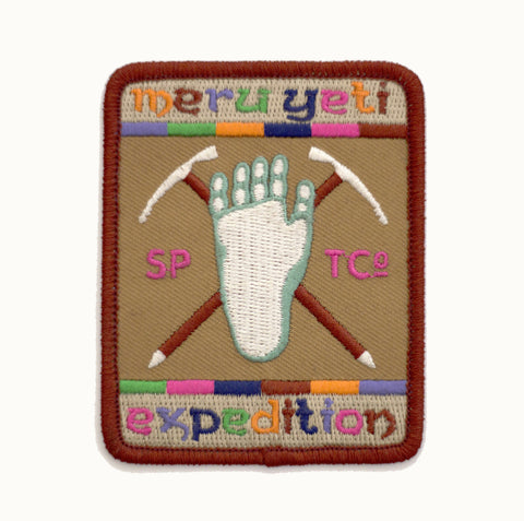 The Meru Yeti Expedition Patch