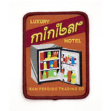 The Luxury Hotel Minibar Patch