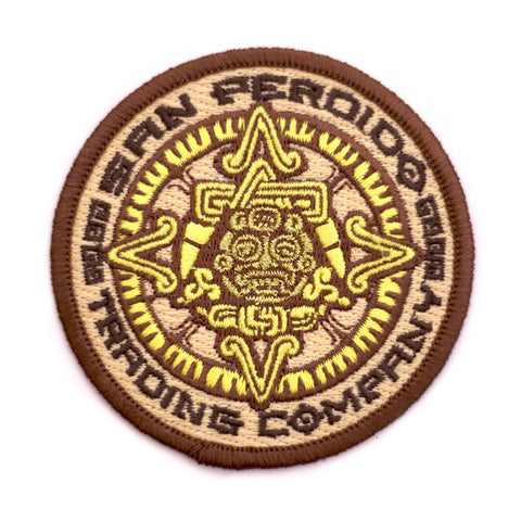 The San Perdido Cursed Altar Patch