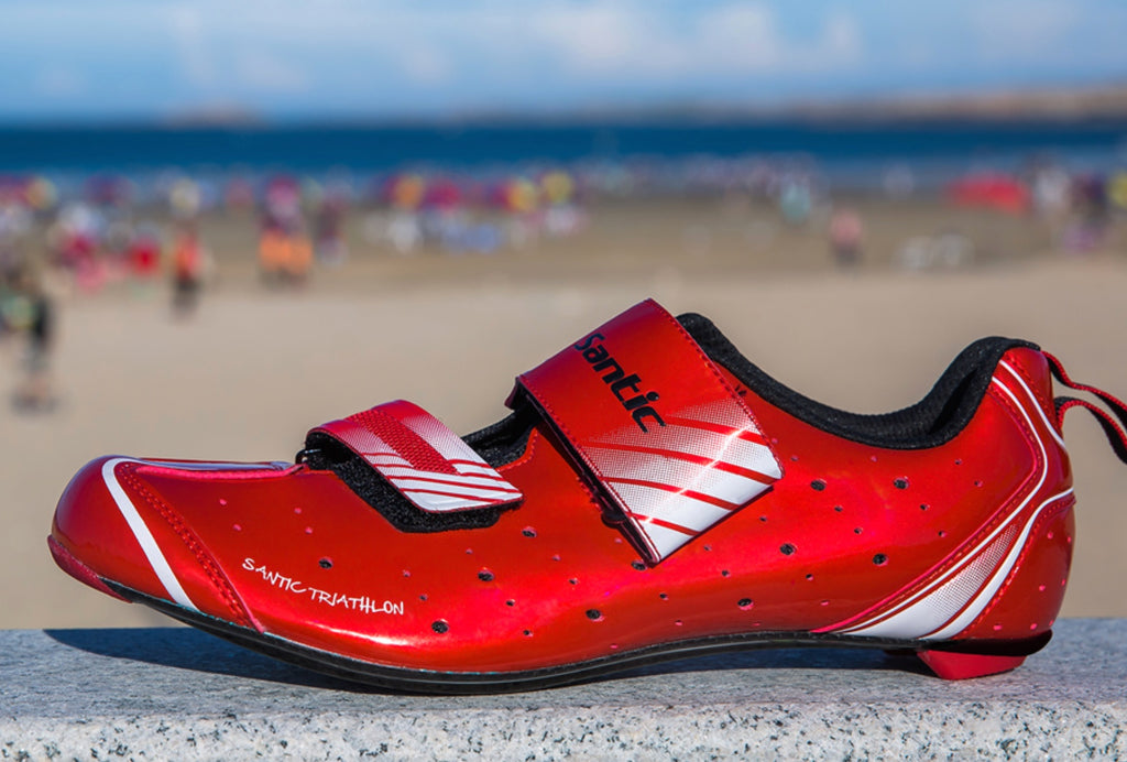 Santic Laser Triathlon Shoes