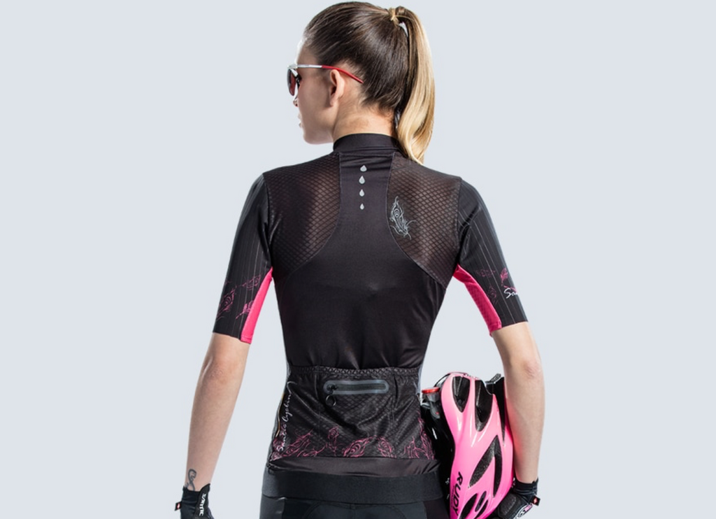 Santic Feather Women's Short Sleeve Jersey