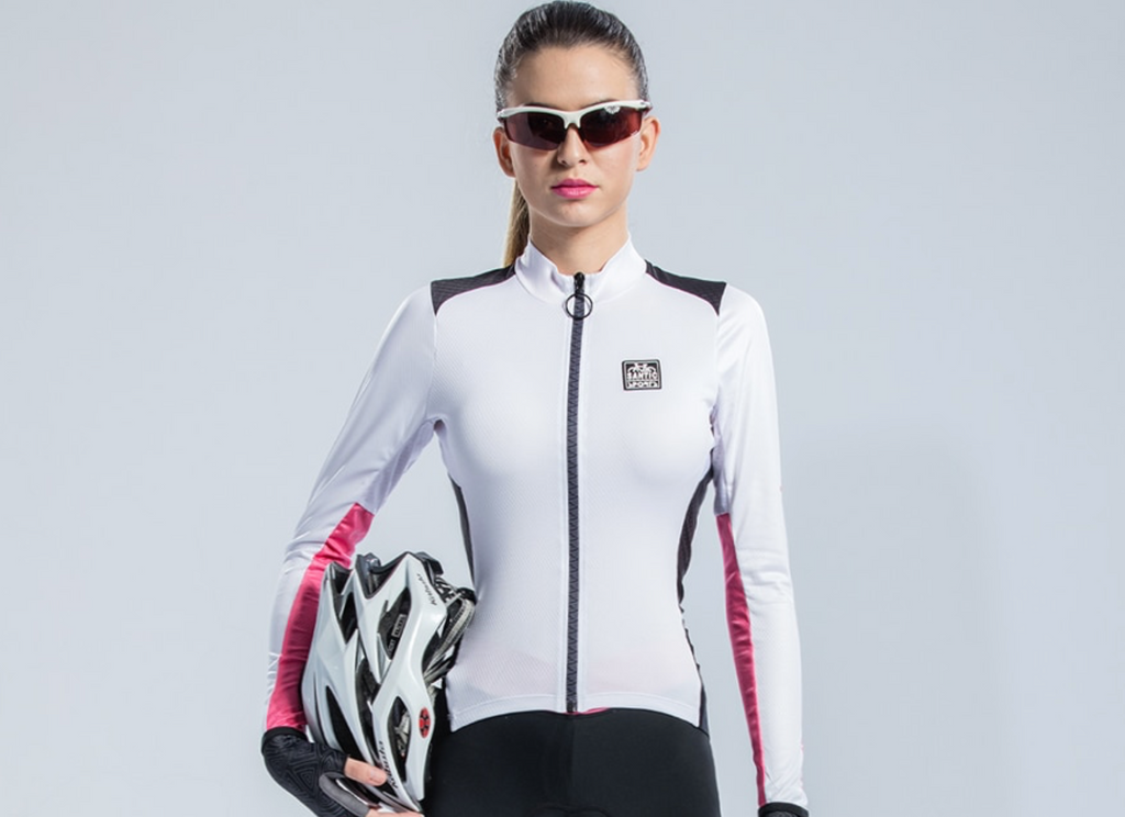 Santic Gaze Women's Long Sleeve Jersey