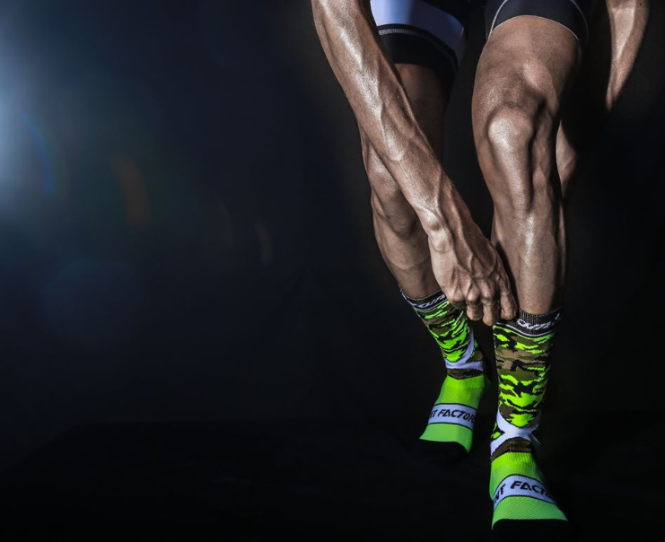 ChramberX Unisex Compression Cycling Socks