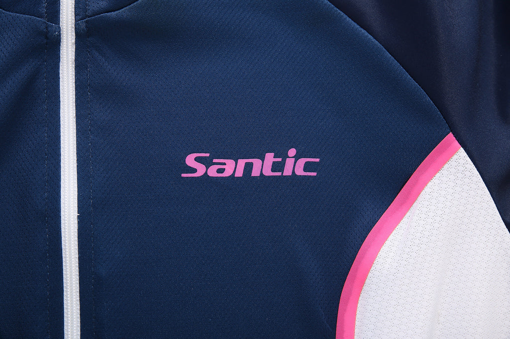 Santic Vitos Men's Short Sleeve Cycling Jersey