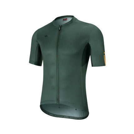 Santic Azuni Men's Short Sleeve Cycling Jersey Race Cut