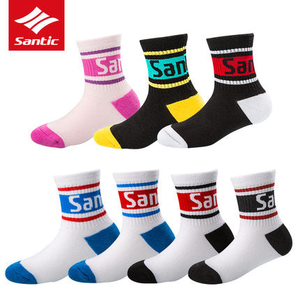 Santic Kids Five Happiness Sports Socks