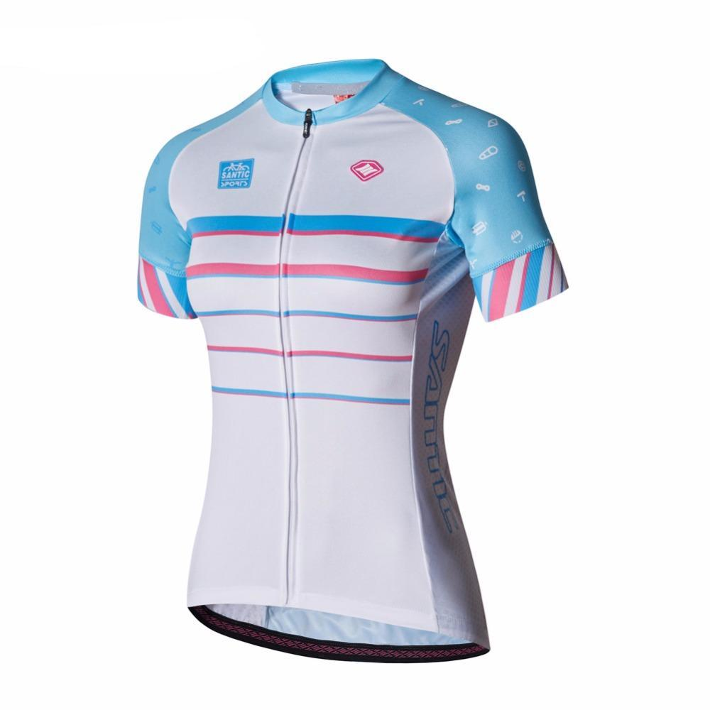 Santic Mirra Women's Short Sleeve Cycling Jersey