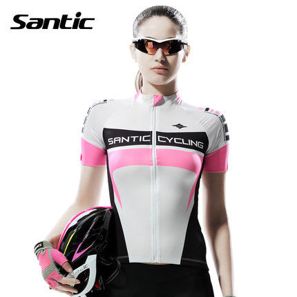 Santic Bunny Women's Short Sleeve Cycling Jersey