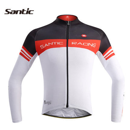 Santic Hanwen Men's Long Sleeve Cycling Jersey