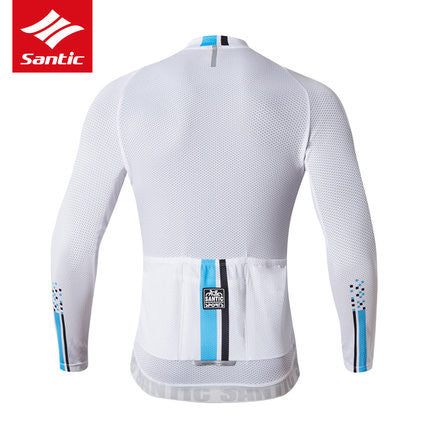 Santic Cayman Men's Long Sleeve Cycling Jersey