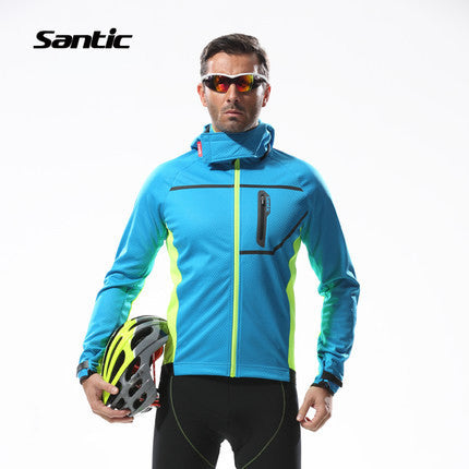 Santic Knight Men's Cycling Jacket