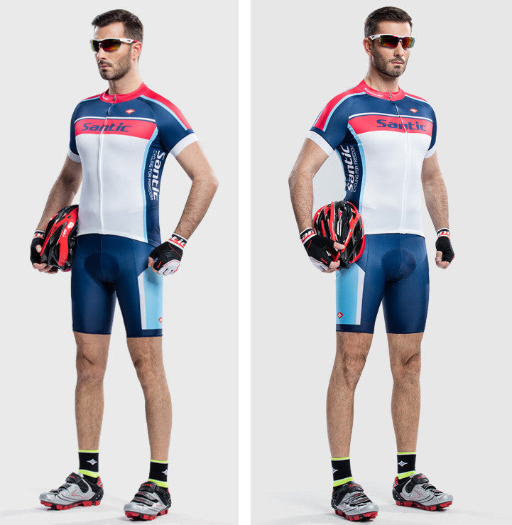 Santic KUMAS Men's cycling set