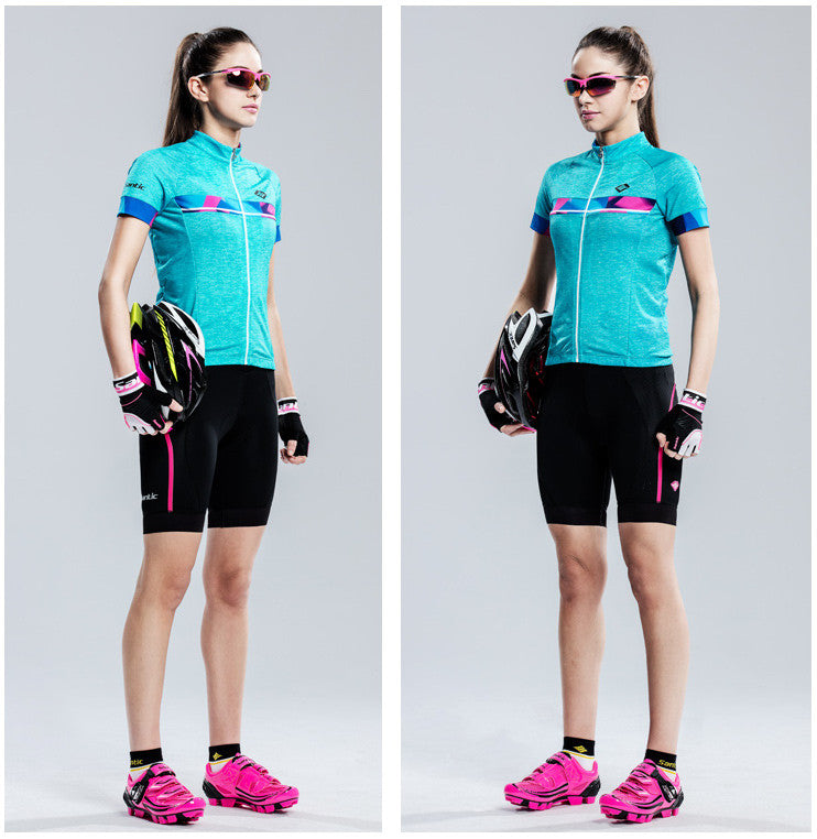 Santic Miranda Women's Cycling Short Sleeve Jersey