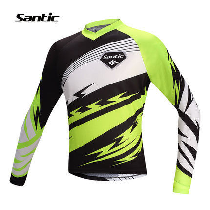 Santic Bold Men's Long Sleeve MTB Jersey